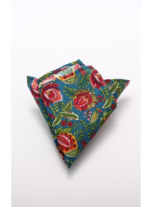 "Pocket square ""Frida"""